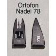 DN 167 / NADEL 78 Ortofon  Orig.