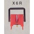 X 6 R