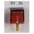 DT 36 / DT 38 / sphärischer Schliff