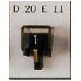 D 20 E MK II / ell. Schliff